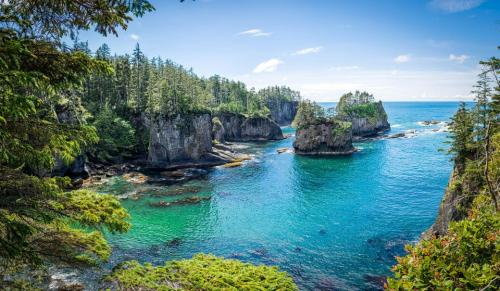 Olympic Peninsula Visitors Guide